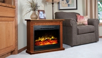 Fireplace Infrared Heaters