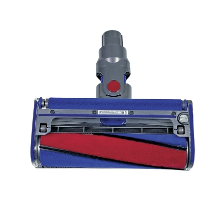Image of: Animal Pro Dyson Fluffy Cleaner Electric Head For Cordless V6 Absolute Sv06 V6 Animal The Vac Shop North Dyson V8 Absolute Cordfree Vacuum