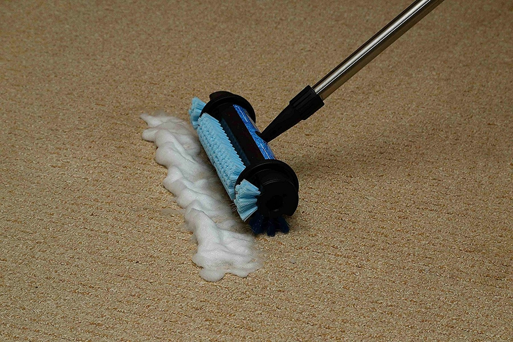 Rug Renovator Carpet Cleaning Brush Used With Capture Or Host S