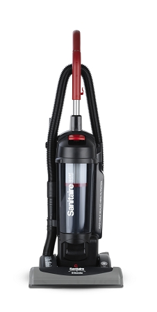 Home Vacuums By Brand Sanitaire Commercial Upright SC5845B Electrolux Bagless HEPA Vacuum