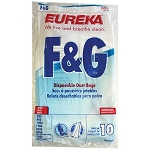 Genuine Eureka F&G Vacuum Bag 54924B - 10 bags