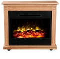 Heat Surge Fireplace Roll-n-Glow® EV.3 with LED Insert