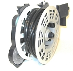 05240302 Miele Vacuum Cleaner Cord Reel rewind Assembly