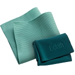 10615 e-cloth Window Cleaning 2 Micro Fiber Cloths for Glass & Polishing