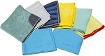 10903  e-cloth Home Cleaning Set, 8 Piece Microfiber Cloth Cleaning Set