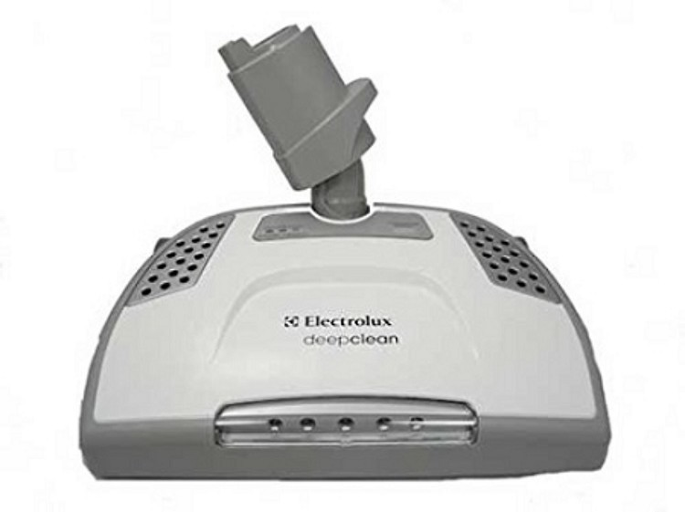 Electrolux White Central Vacuum Quiet Clean Electric Power