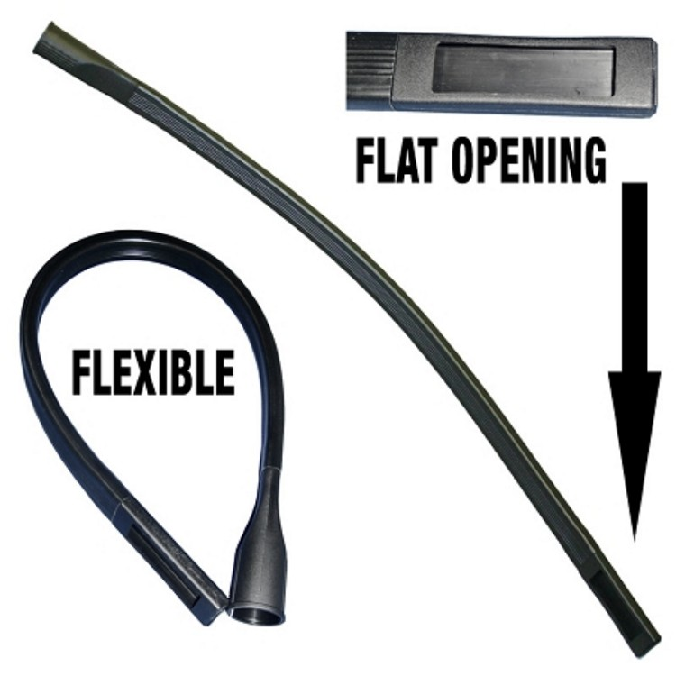 "Vacuum Cleaner Attachment 36"" Appliance Refrig Crevice Cleaning Tool"