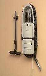 Garage Vac as good as a Home Central Vacuum Cleaner
