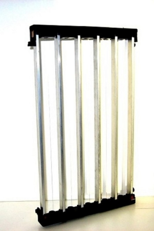 2212201 frame w/5 cell wires for oreck air purifier truman cell air16